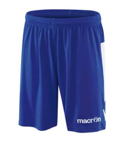Shorts-Blauw-Wit