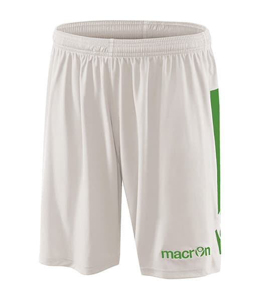 Shorts-Wit-Groen