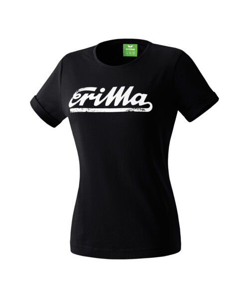 shirt, shirt, erima, dames